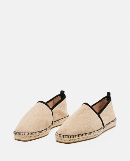 Flat canvas espadrilles Men Castaner 000291780042973 2
