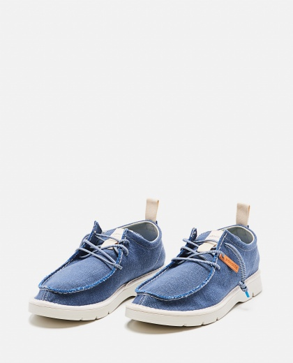 Linen Lace-up shoes Men Panchic 000317600046539 2