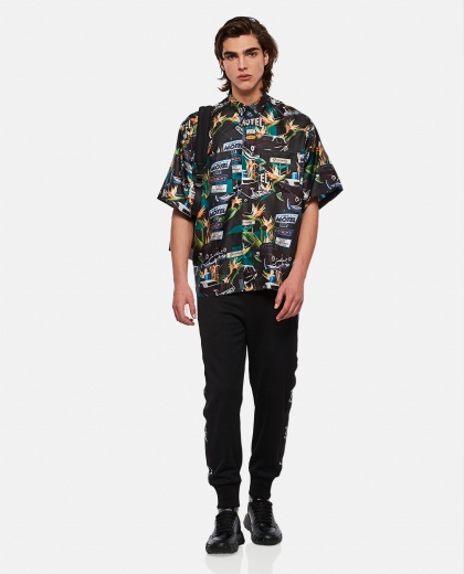 Motel silk shirt Men Givenchy 000301890044332 2