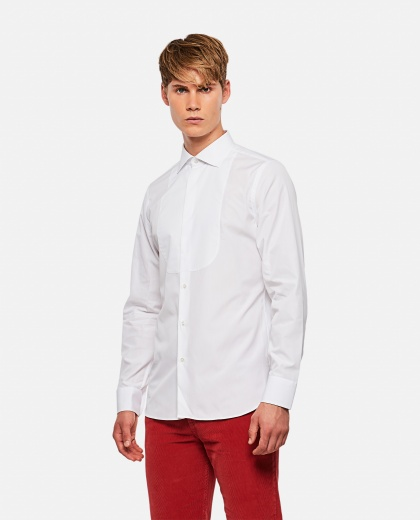 Sea Island cotton shirt Men Gucci 000267530039470 1
