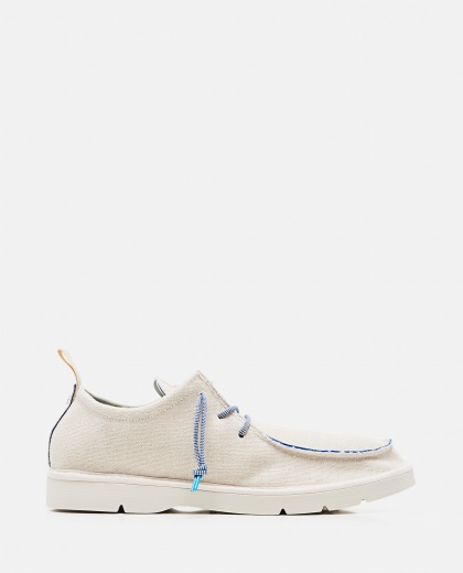 Linen Lace-up shoes Men Panchic 000317600046540 1