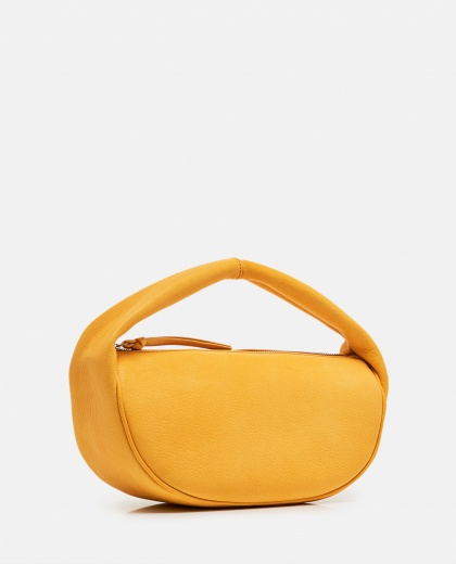 Cush hammered leather bag Women By Far 000285460042069 2