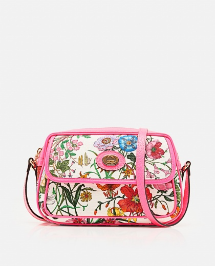 Small Flora Shoulder Bag