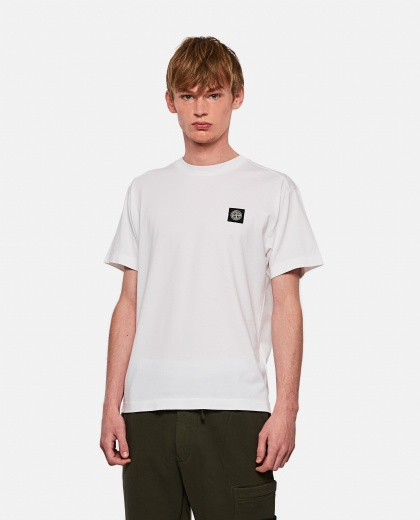 Cotton jersey T-shirt Men Stone Island 000270990039919 1
