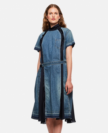 Denim dress Women Sacai 000190150028247 1