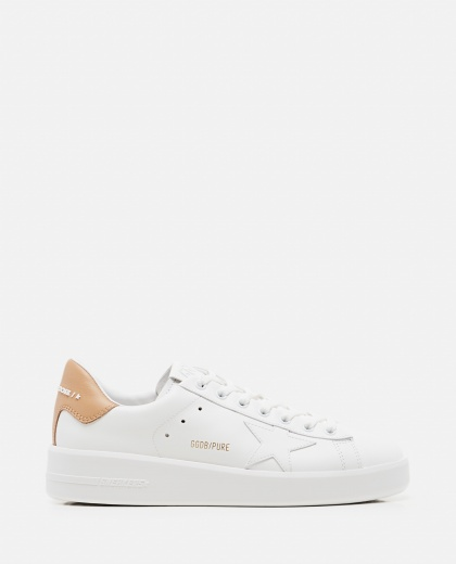 Sneakers PURESTAR in pelle  Donna Golden Goose 000286830042306 1