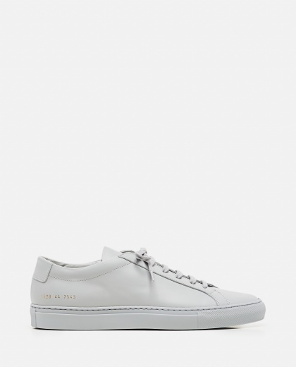 Achilles Low sneakers in leather Men Common Projects 000016090044802 1