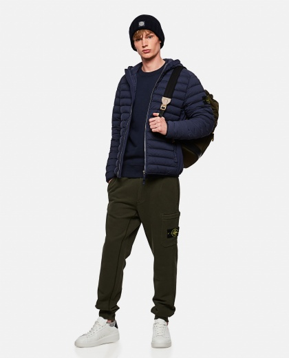 Quilted down jacket Men Stone Island 000270740039859 2