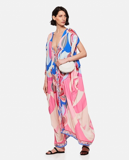 Quirimbas cover-up with print Women Emilio Pucci 000296000043516 2