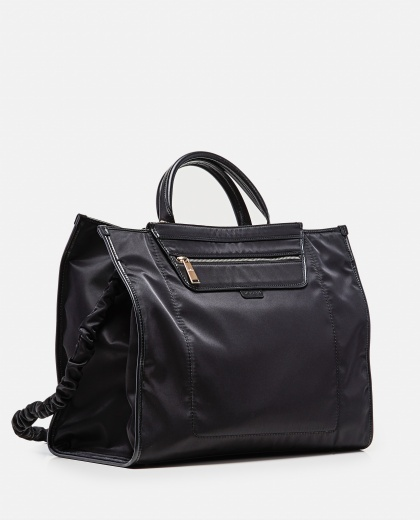 Tote bag with contrasting finishes Women Hogan 000261840038740 2