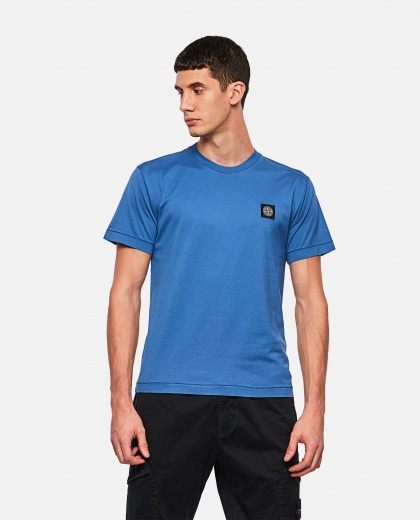 Cotton jersey T-shirt Men Stone Island 000270990039922 1