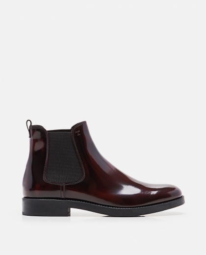 Leather ankle boot Women Tod's 000255610037774 1