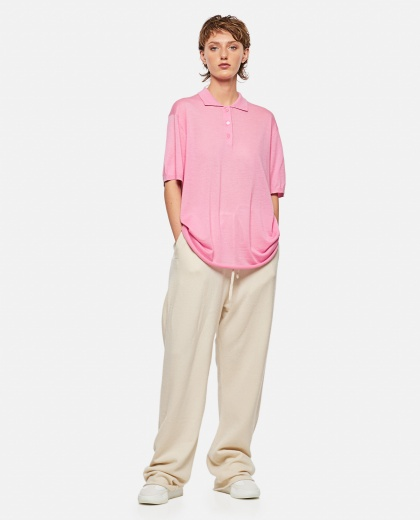 Comfort fit polo T-shirt Women Extreme Cashmere X 000305470044794 2