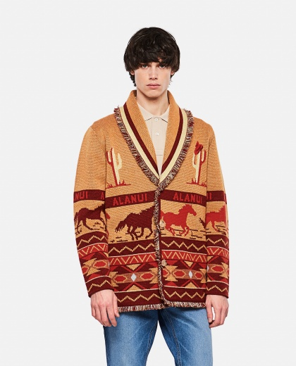 Wild Roads Cashmere Cardigan Men Alanui 000305720044829 1