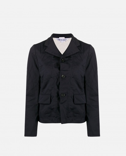 Single-breasted blazer Women Comme des Garcons 000243930036065 1