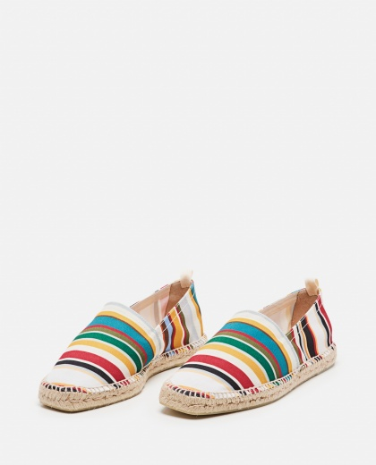 Canvas and suede Pablo flat espadrilles  Men Castaner 000291830042978 2