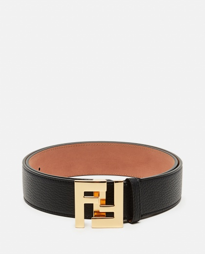 Roman leather belt Men Fendi 000310560045536 1