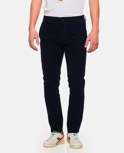 Chino cotton trousers Men Department Five 000192830028687 1