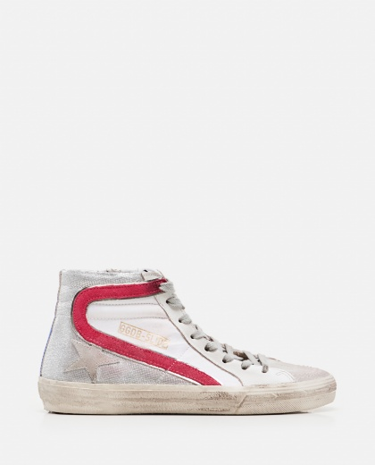 Sneakers Slide in pelle  Donna Golden Goose 000286900042314 1
