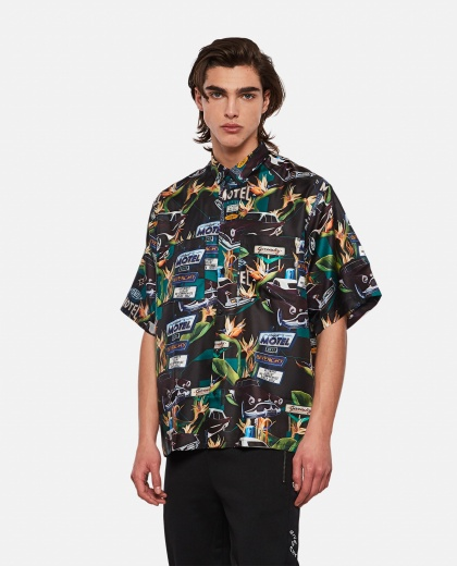 Motel silk shirt Men Givenchy 000301890044332 1