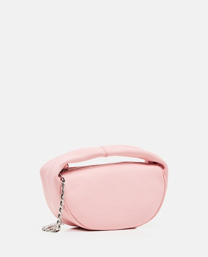Cush hammered leather bag Women By Far 000304320044655 2