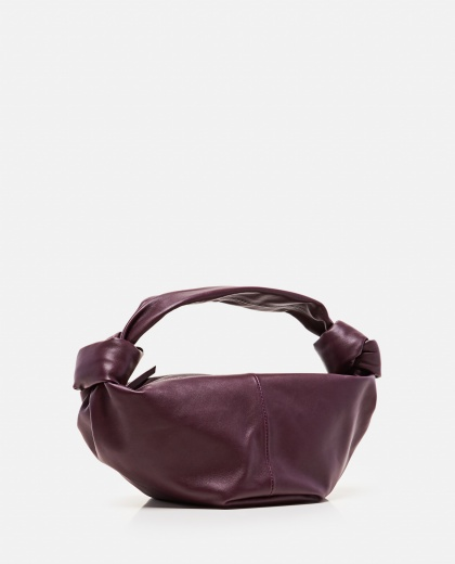 Borsa mini hobo in pelle Donna Bottega Veneta 000258680042131 2