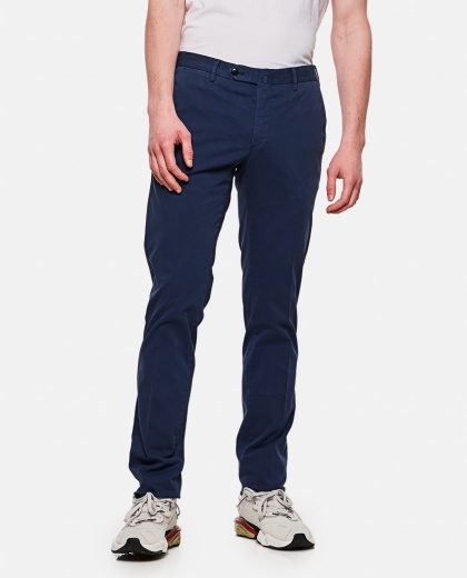 Long superslim fit trousers  Men PT01 000236600034964 1
