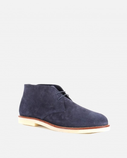 Suede ankle boots Men Hogan 000230190033963 2