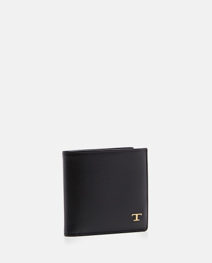 Leather wallet Men Tod's 000268660039615 2