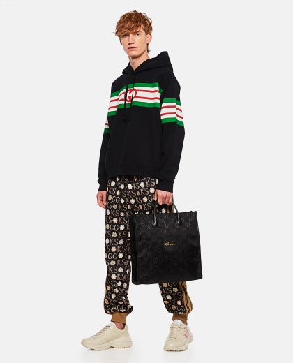 Sweatshirt with GG print Men Gucci 000292920043148 2