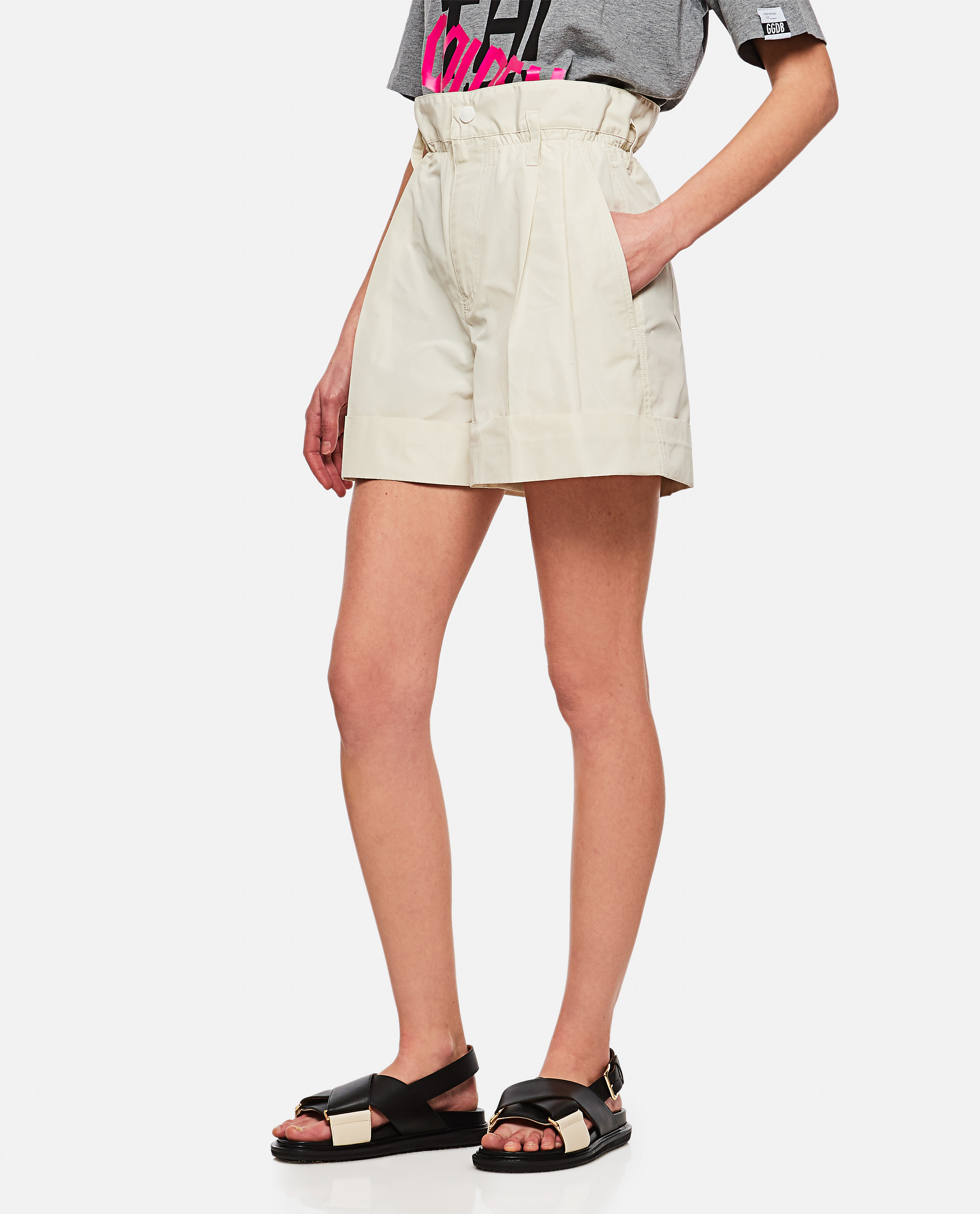Moncler MONCLER COTTON SHORTS