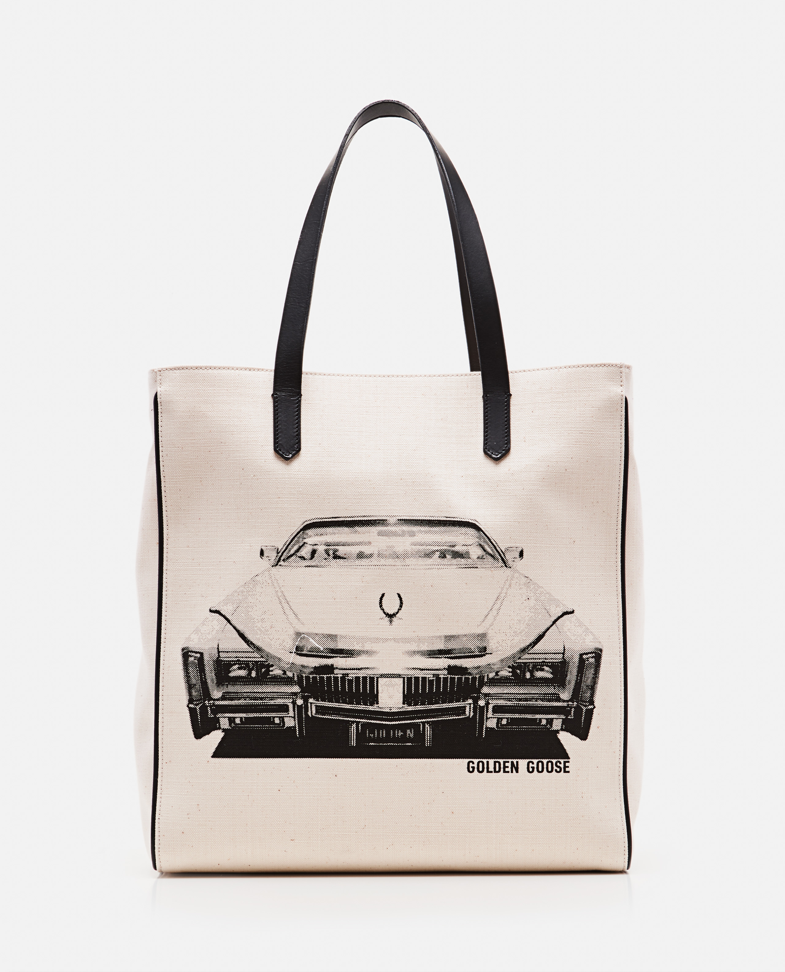 Borsa California North-South stampa Cadillac