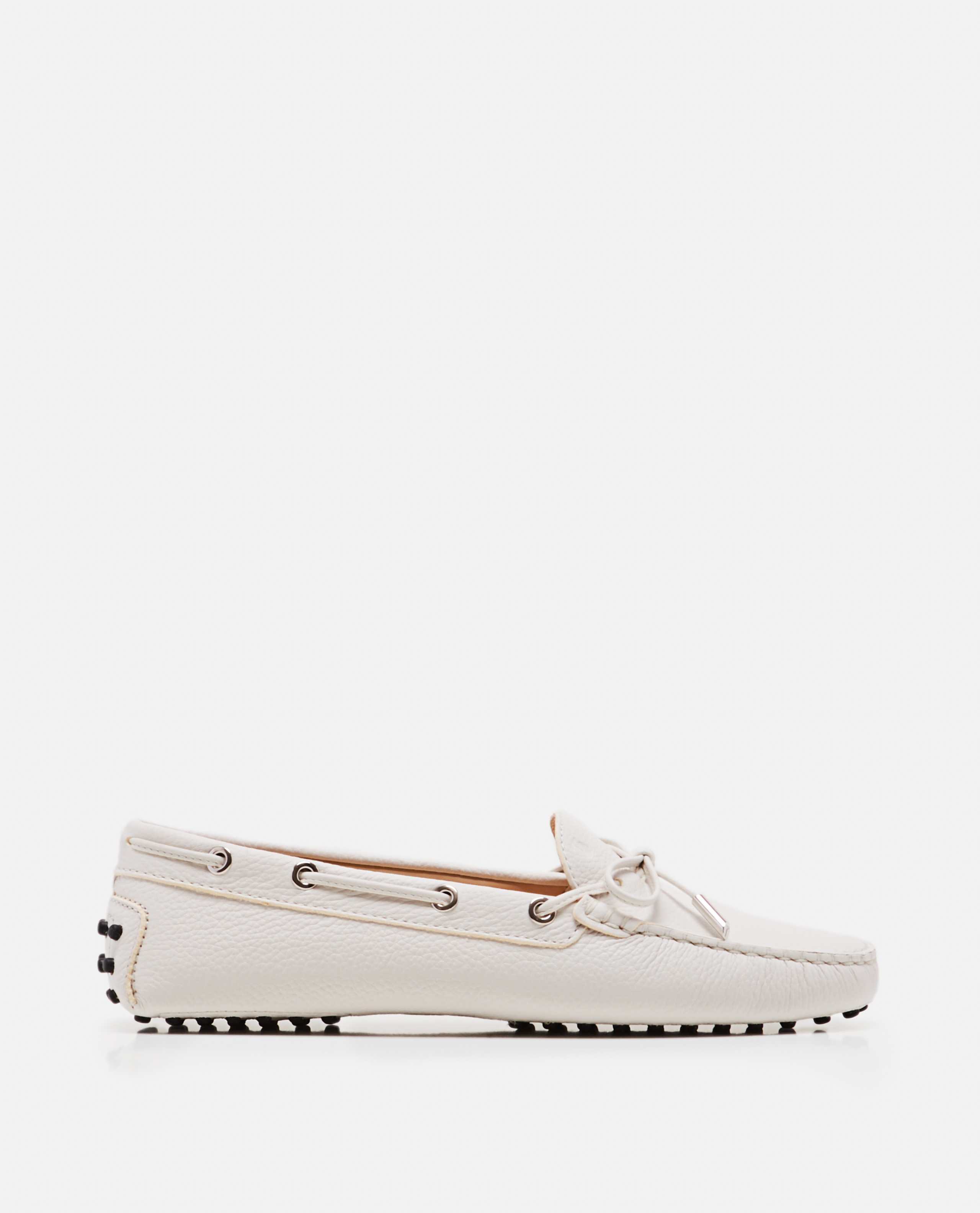 Leather moccasin leather