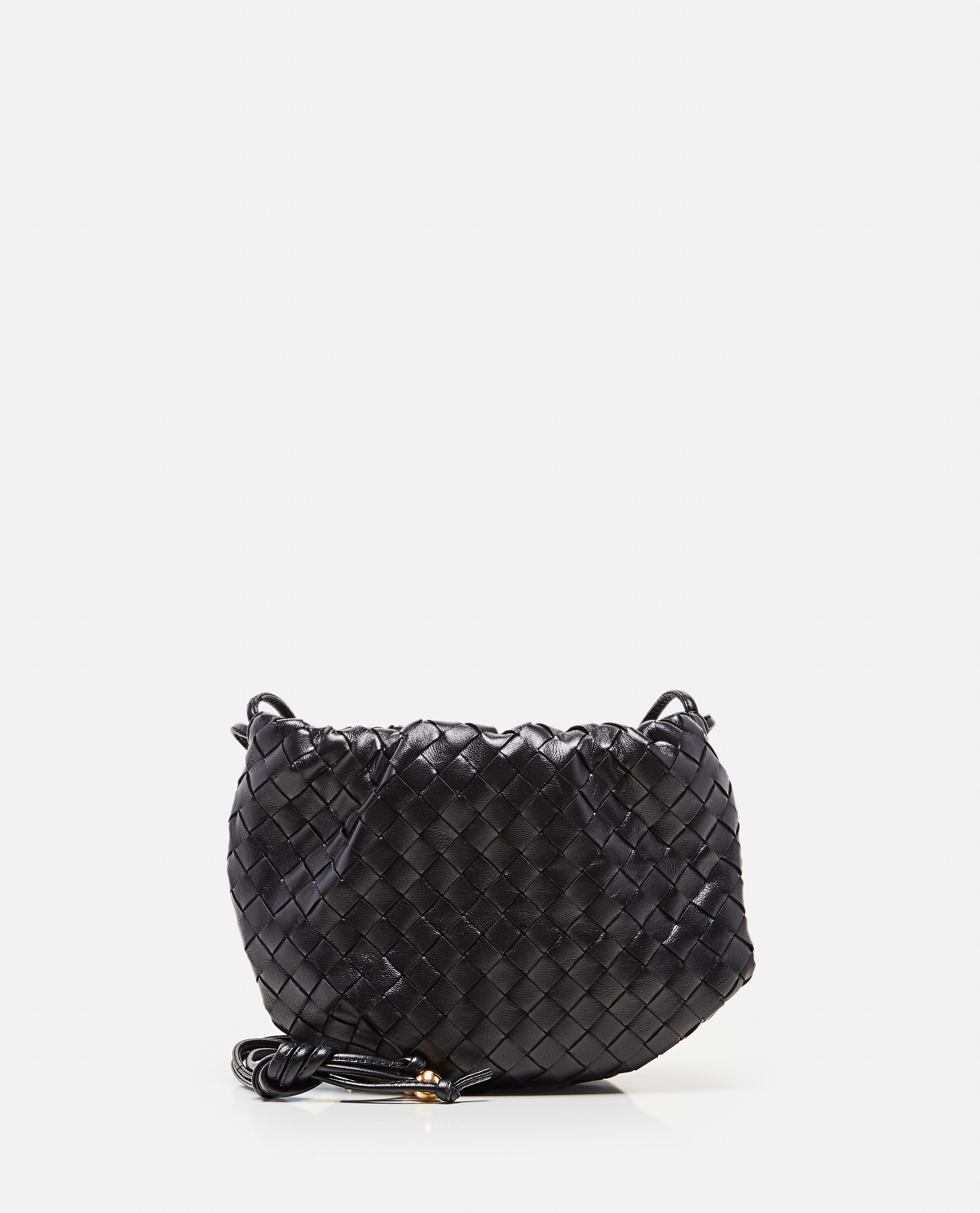 Bottega Veneta The Bulb Mini Bag In Black